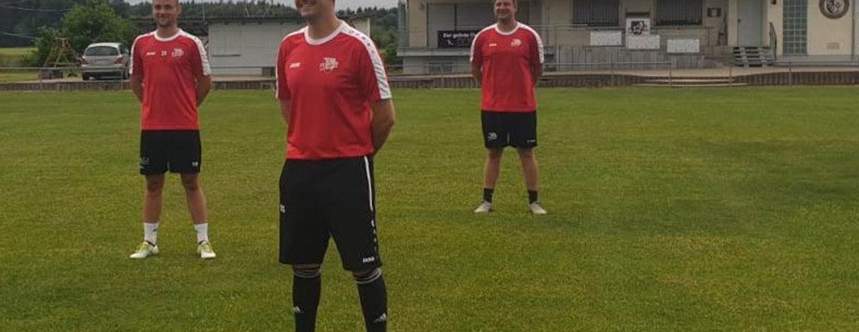Trainerteam unserer Ersten